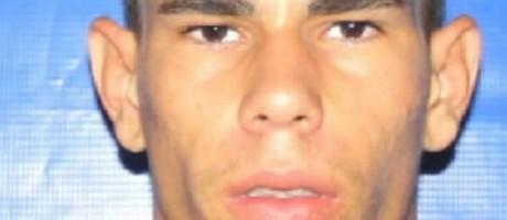 Rômulo Pinho, de 22 anos, apontado como autor do tiro que matou o italiano Foto: Divulgação