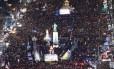 Protesto contra presidente tomou viasem Seul Foto: POOL / REUTERS