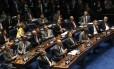 Delação de ex-executivo revela ampla rede de alianças da Oderecht no Congresso Foto: Ailton de Freitas/01-12-2016 / Agência O Globo