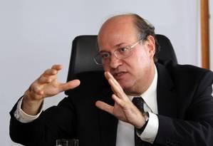 O presidente do Banco Central (BC), Ilan Goldfajn Foto: Givaldo Barbosa / Agência O Globo
