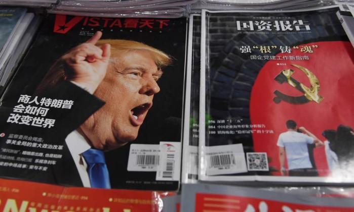 Pequim pode prestar apoio militar aos inimigos dos EUA — Jornal chinês
