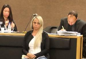 Adriana Ferreira Almeida passa por novo julgamento Foto: Fabiano Rocha / Agência O Globo