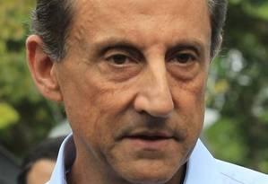 Paulo Skaff, candidato do PMDB ao governo de São Paulo em 2014 Foto: Marcos Alves / 3-4-2015 / Agência O Globo