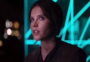 Rogue One, uma história Star Wars Foto: Divulgação