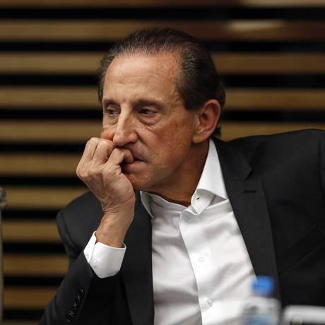 O presidente da Fiesp, Paulo Skaf, concorreu ao governo de São Paulo em 2014 Foto: Edilson Dantas / Agência O Globo / 26-9-2016