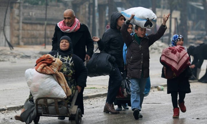 Drama de civis em Aleppo está longe de acabar