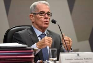 O ministro Antonio Saldanha Palheiro, do Superior Tribunal de Justiça (STJ) Foto: Divulgação STJ