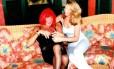 Rod Stewart e a mulher, Penny Lancaster