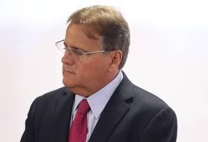 Com punição da Comissão de Ética Pública da Presidência, Geddel não poderá mais ocupar cargos públicos Foto: Andre Coelho 22/11/2016 / Agência O Globo