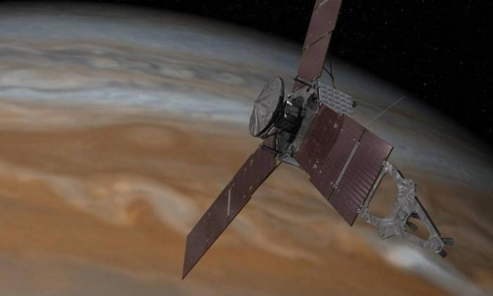 Juno Foto: NASA