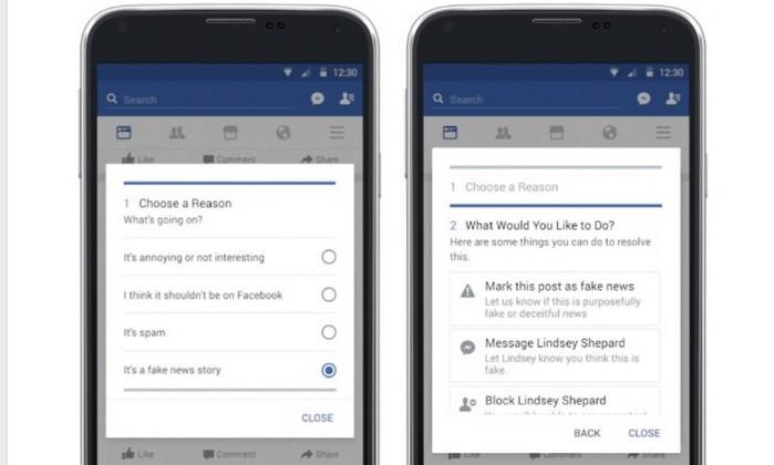 Facebook recorre a checadores para conter onda de notícias falsas