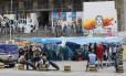Crise no Rio. Servidores públicos acampam em frente à Alerj. Teto de gastos só resolverá desequilíbrio a médio prazo