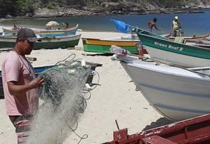 Estímulo à atividade, praticada na Praia de Itaipu, é uma das diretrizes do Plano Diretor Foto: Márcio Alves / Márcio Alves/08-10-2014