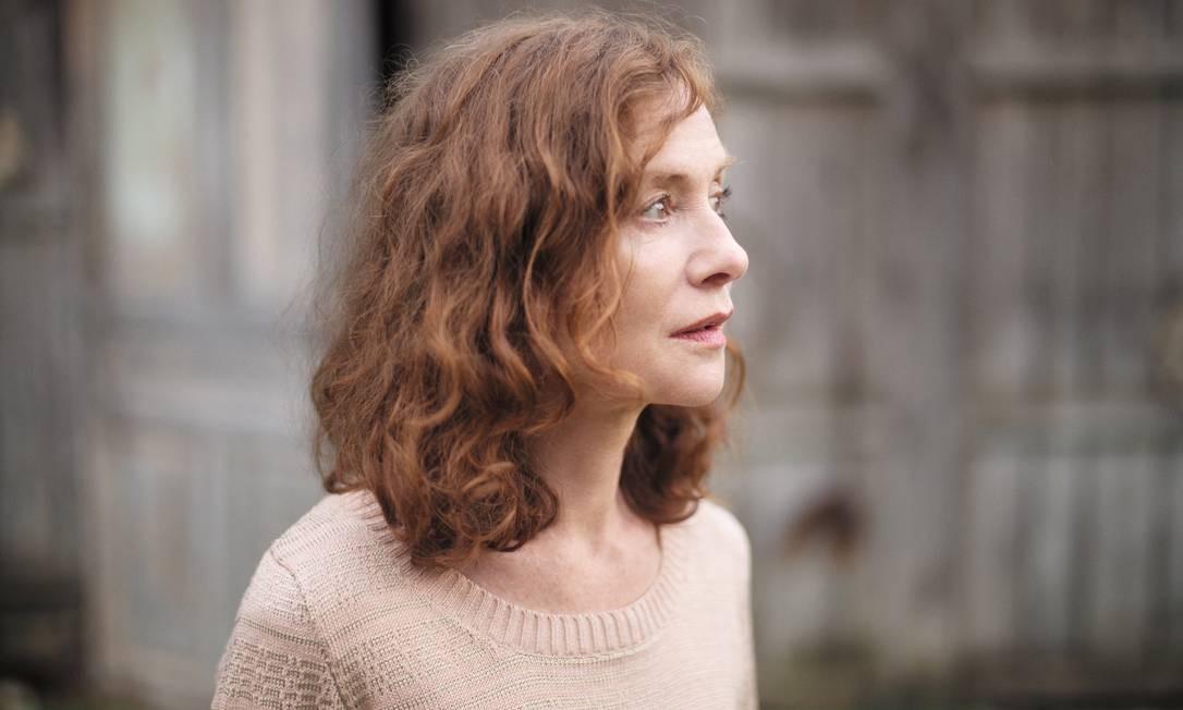 Professora. Isabelle Huppert vive drama da separação no filme Foto: Divulgação /