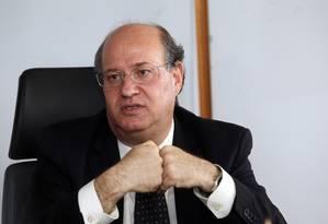 Ilan Goldfajn, presidente do Banco Central Foto: Givaldo Barbosa