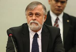 O ex-diretor da Petrobras Paulo Roberto Costa Foto: Ailton de Freitas/Agência O Globo