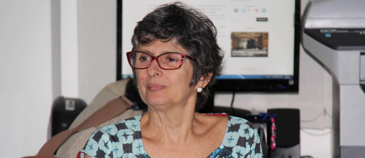 Celina Turchi: pesquisadora brasileira é um dos destaques da ciência em 2016 segundo a prestigiada revista científica 'Neture' Foto: Divulgação