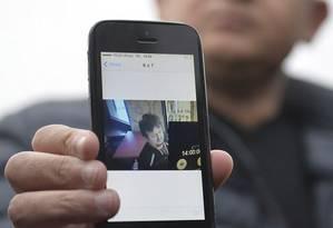 O polonês Lukasz Urban, de 37 anos, foi encontrado morto na cabine do caminhão usado no atentado em Berlim Foto: STR / AP