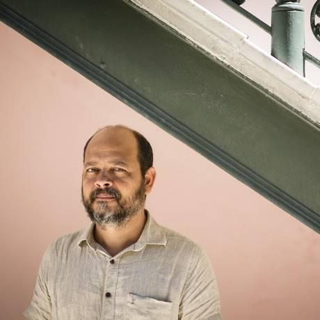 'Fala-se de liberalismo, mas o mercado está longe da situação ideal de concorrência', explica Barbalho Foto: Fernando Lemos / Agência O Globo