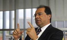 O vice-procurador-geral eleitoral, Nicolao Dino Foto: Givaldo Barbosa / Agência O Globo