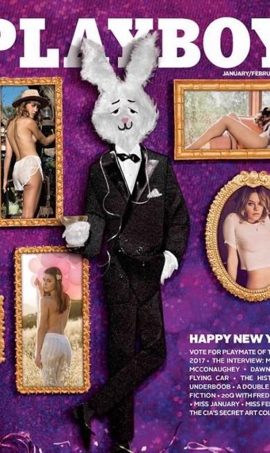 Mais da publicação Divulgação / Playboy