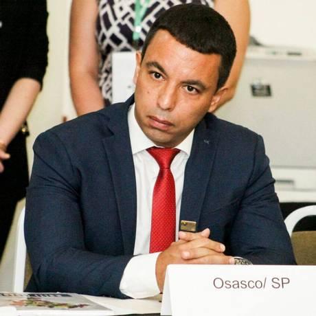 O prefeito eleito de Osasco, Rogério Lins Foto: Reprodução / Facebook