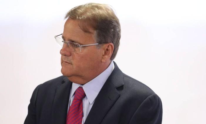 Geddel Vieira Lima, ex-ministro da Secretaria da Presidência Foto: Andre Coelho 22/11/2016 / Agência O Globo