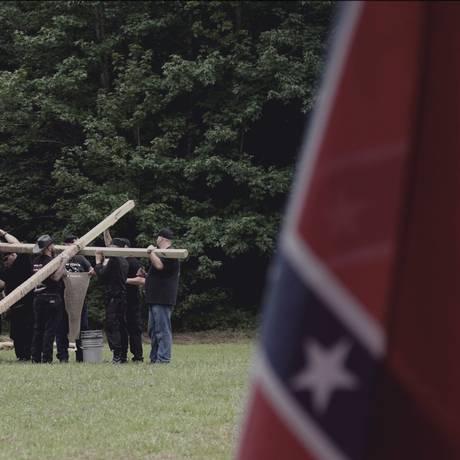 Série 'Escaping the KKK' foi cancelada Foto: Divulgação