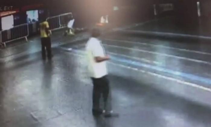 Assassinos de ambulante em SP devem se apresentar hoje na delegacia