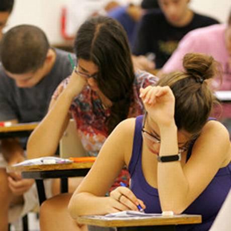 Estudantes usam o Fies para financiar o pagamento da mensalidade de universidades Foto: Divulgação