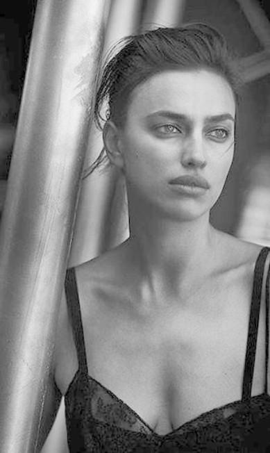 """... E apareceu também em editorial da """"Vogue"""" italiana Reprodução/ Vogue Italia"""