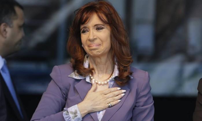 Ex-Presidente argentina Cristina Kirchner acusada de corrupção