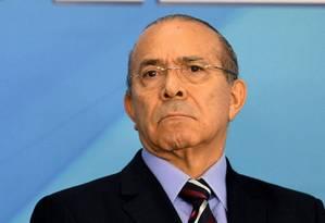 O ministro da Casa Civil Eliseu Padilha afirma que a renegociação da dívida está mantida Foto: Evaristo Sa/AFP/13-12-2016