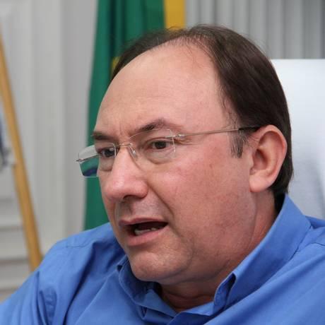 Justiça do Rio decreta prisão do prefeito de São Gonçalo, Neilton Mulim Foto: Reprodução