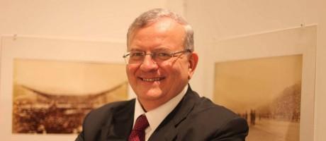 Embaixador grego Kyriakos Amiridis está desaparecido no Rio Foto: Reprodução
