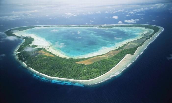 Kiribati Foto: Charly Wikarl/Creative Commons / Reprodução