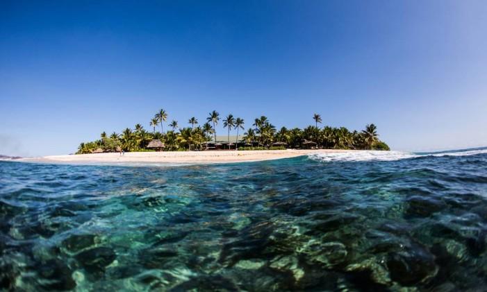 Ilhas Fiji, Tavarua. Foto: Freddy Cerdeira / Divulgação