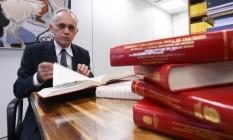 Raimundo Carreiro, ministro do TCU Foto: André Coelho/17-12-2015