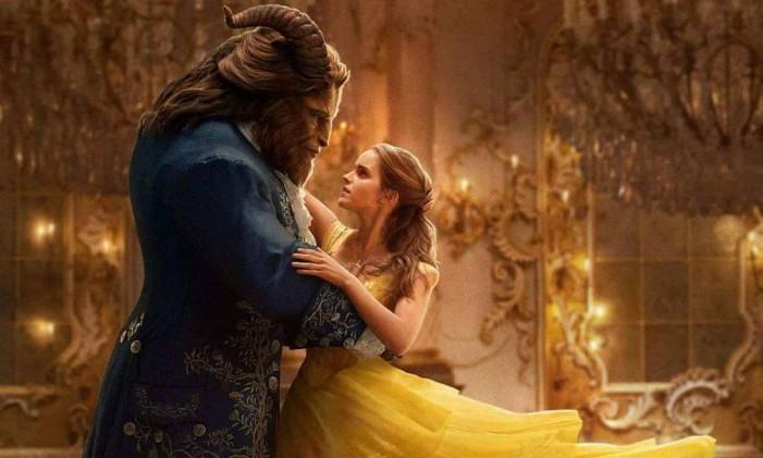 'A bela e a fera': Musical chega aos cinemas em março Foto: Reprodução