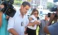 Françoise Amiridis, mulher do embaixador da Grécia no Brasil, Kyriakos Amiridis, é presa