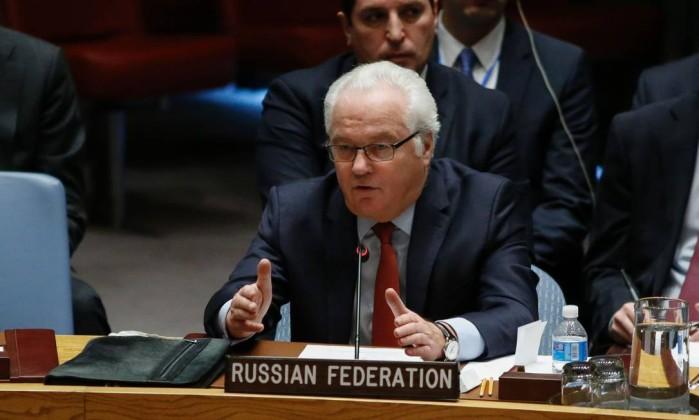 Morreu o embaixador russo na ONU
