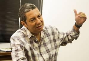 O economista José Roberto Afonso, da FGV, sugere que os novos prefeitos invistam na profissionalização da gestão e não esperem repasses Foto: Barbara Lopes/28-12-2016