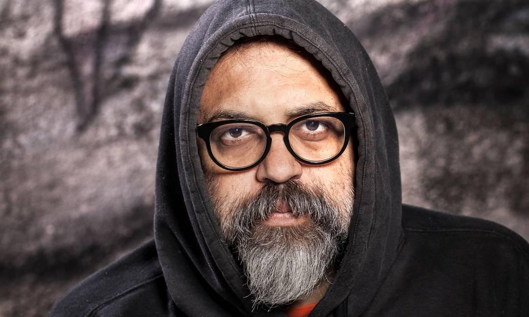 Marcelo Yuka Foto: Divulgação