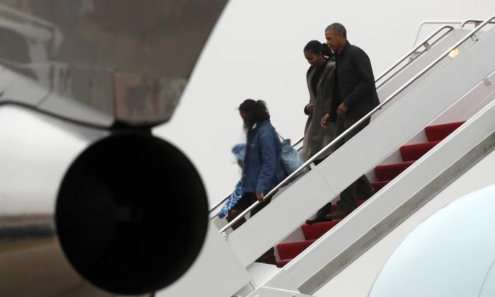 Obama fará discurso de despedida a 10 de Janeiro