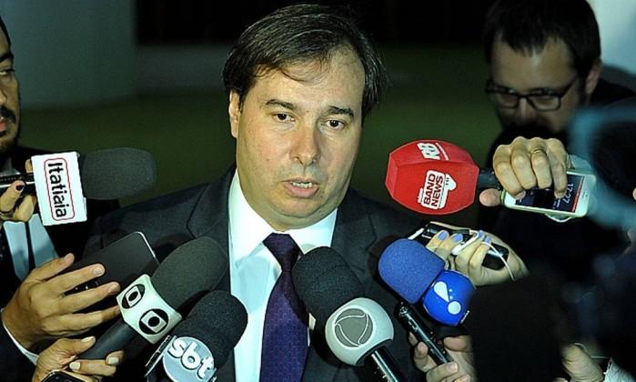 Rosso sugere debate entre candidatos à presidência da Câmara