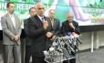Ministro da Justiça, Alexandre de Moraes, apresenta medidas junto com governo do Amazonas para controlar situação nos presídios