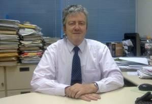 O professor da Coppe Paulo Cezar Ribeiro Foto: Reprodução da internet