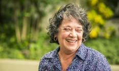 Rosa Rinaldi, de 71 anos, defende que a beleza deve vir de dentro para fora Foto: Bárbara Lopes/ Agência O Globo