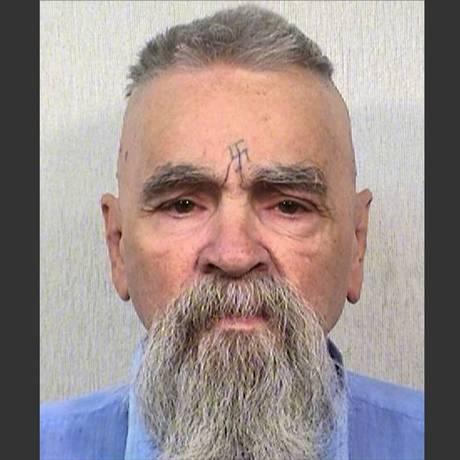 O serial killer Charles Manson Foto: AP