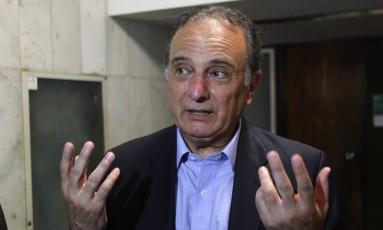O deputado Ricardo Trípoli, líder da bancada do PSDB na Câmara Foto: Givaldo Barbosa / Agência O Globo